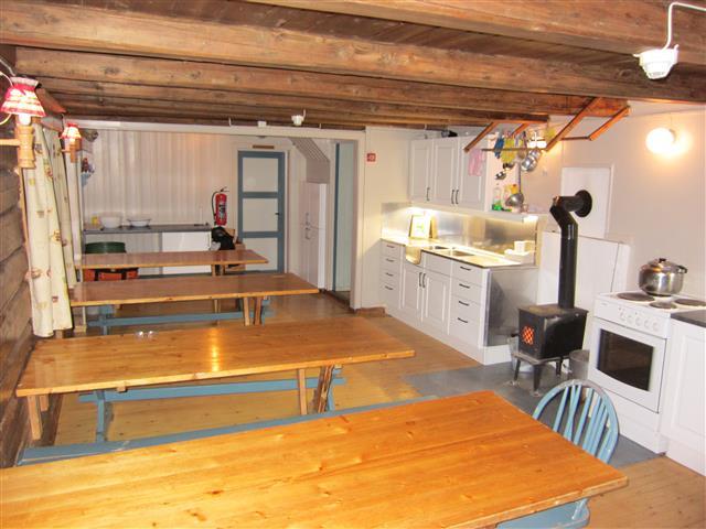 Mer av kjøkkenet